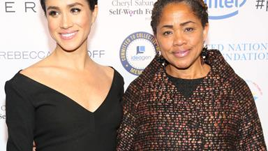 Meghan Markle's Mum Will Reportedly Appear On Oprah For A Tell-All Interview