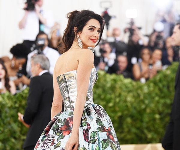 Amal Clooney Met Gala 2018 Outfit
