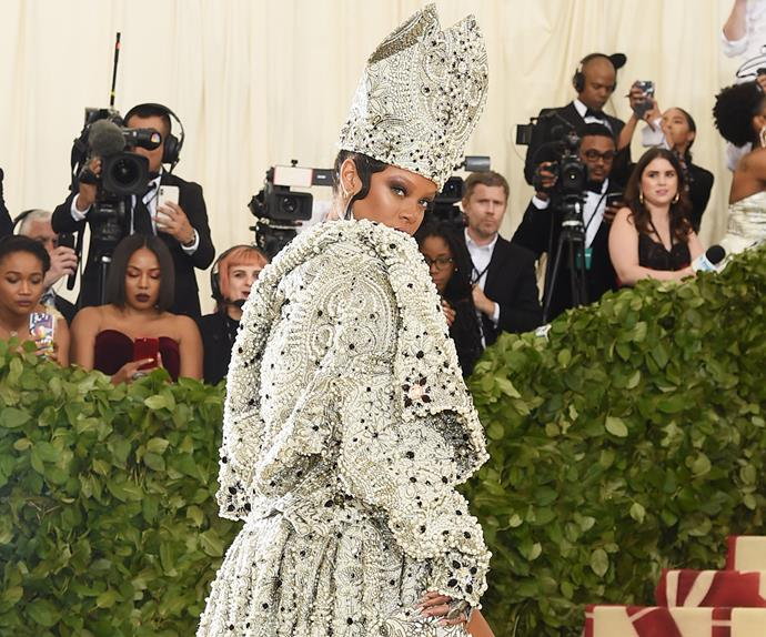 on theme met gala dresses