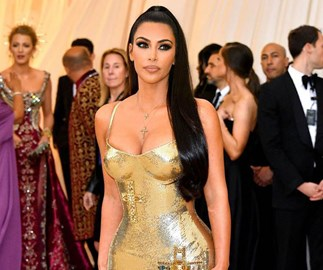 Kim Kardashian Is Set To Receive The CFDA's First Ever Influencer Award