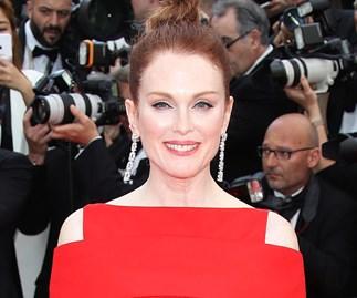 Julianne Moore Cannes