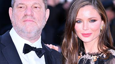 Georgina Chapman Finally Breaks Her Silence Over The Harvey Weinstein Accusations