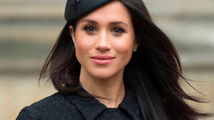 meghan markle own wedding makeup