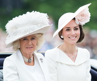 Kate Middleton Camilla hats