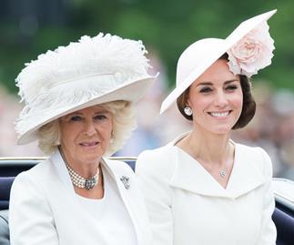 Kate Middleton Camilla hats