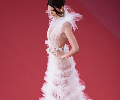 Every Single Cannes Gown That Could Easily Be A Wedding Dress
