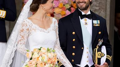 The Most Stylish Royal Weddings, Ever