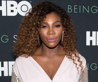serena williams makeup eyebrows