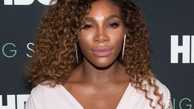 Serena Williams Uses This Unexpected Product To Shape Her Brows