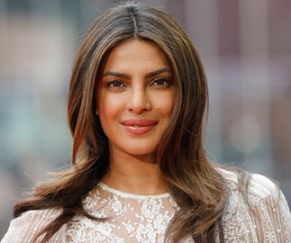 Priyanka Chopra Arrives At The Royal Wedding