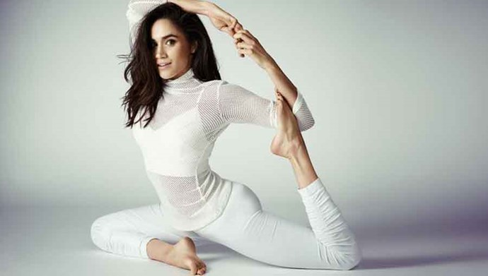 Meghan Markle Diet Exercise Wedding