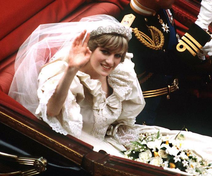 Will Princess Diana\'s Wedding Dress Designer Create Meghan Markle\'s ...