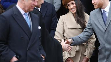 Prince Charles To Walk Meghan Markle Down The Aisle