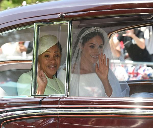 Meghan Markle Wedding Dress 2018