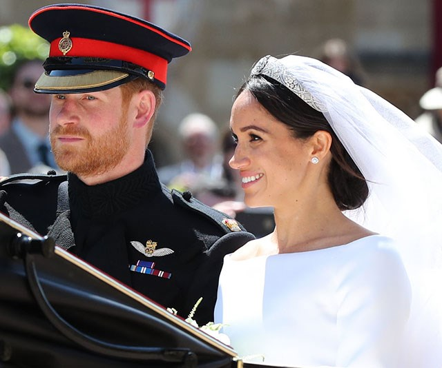 Meghan Markle's Makeup Was Picture Perfect For Her Wedding Day