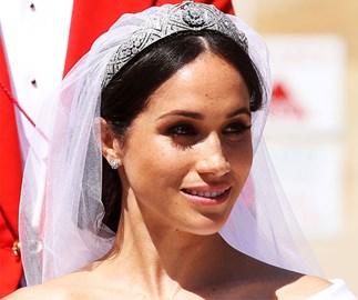 Sarah Jessica Parker's Hairdresser Did Meghan Markle's Hair For Her Wedding