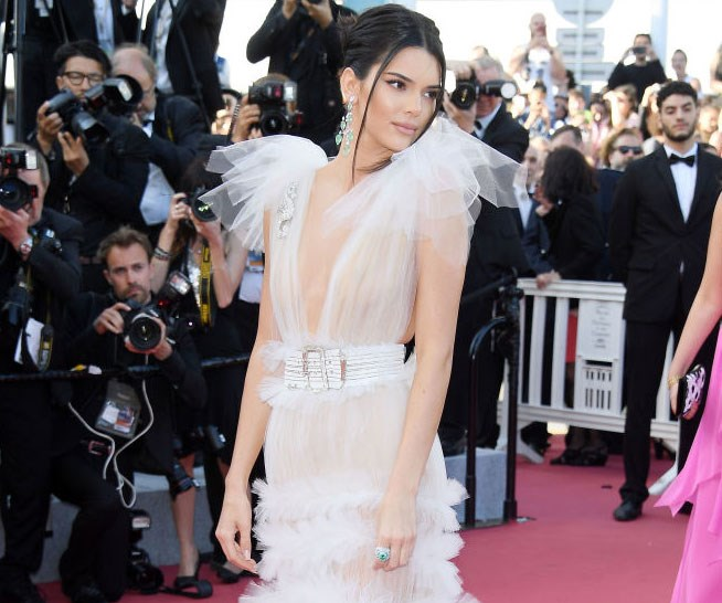 Was Kendall Jenner Involved In A Car Accident At Cannes?