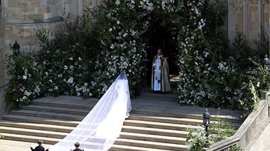 Meghan Markle's Givenchy Wedding Dress From Every Angle