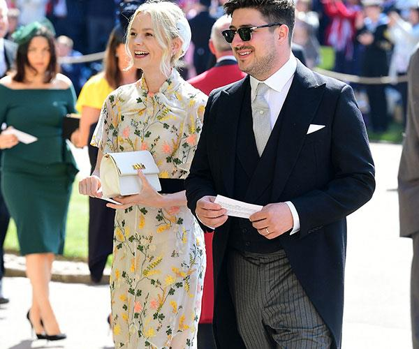 Royal Wedding Guest Fashion