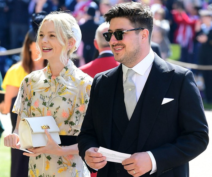 carey mulligan royal wedding