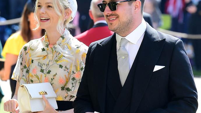carey mulligan royal wedding