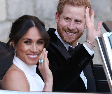 Meghan Markle's Old, New, Borrowed And Blue Wedding Details