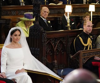Despite Speculation The Empty Seat At St George's Chapel Was Not Left For Princess Diana