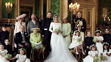 Prince Harry And Meghan Markle's Royal Wedding Portraits: A Who's Who Guide