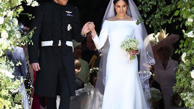 "In Defence Of Meghan Markle's ""Ill-Fitting"" Wedding Dress"