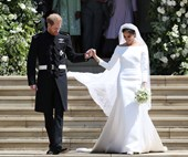 Meghan Markle's Wedding Dress Took An Astonishingly Long Time To Make
