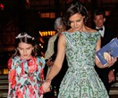 Katie Holmes And Suri Cruise Have A Mother-Daughter Moment In Matching Designer Dresses