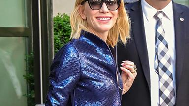 Every Time Cate Blanchett Made The Pant Suit Look Impossibly Chic