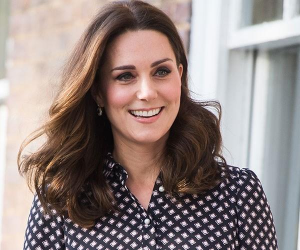 Kate Middleton Zara Dress
