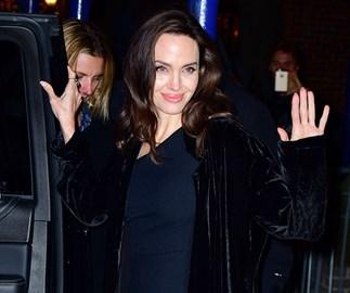 Angelina Jolie Instagram