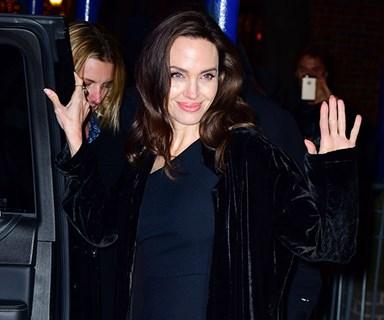 Angelina Jolie Just Made Her Epic Instagram Debut Trolling Elle Fanning