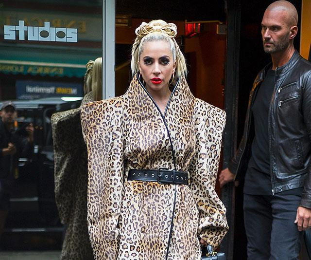 Lady Gaga Had 12 Very Gaga Outfit Changes This Weekend
