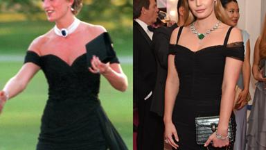 10 Times Lady Kitty Spencer Channeled Princess Diana's Style