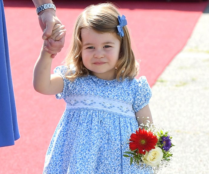 10 Specific Royal Rules Princess Charlotte Has To Follow