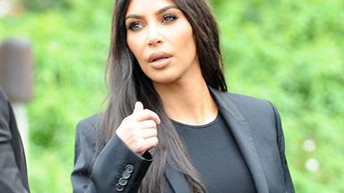 Kim Kardashian Channeled Melania To Meet Donald Trump At The White House