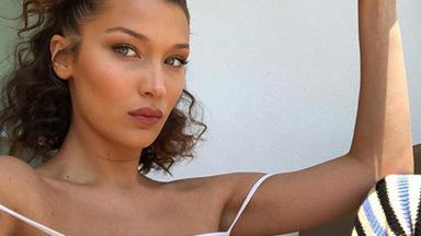 Bella Hadid Just Had The Sassiest Response To Those Plastic Surgery Rumours