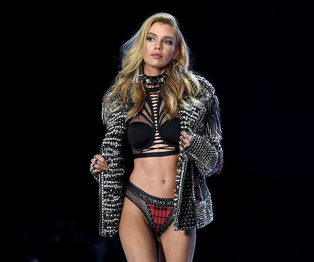 Exactly What Workouts Stella Maxwell Does To Get Her Victoria's Secret Angel Body