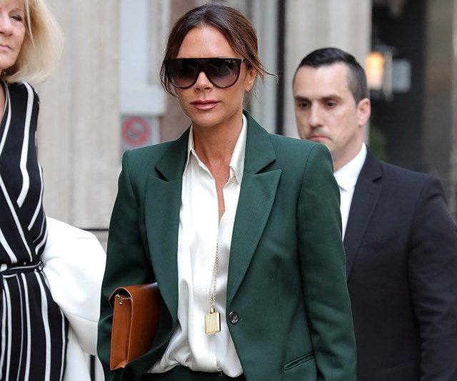 Victoria Beckham Off Duty Style File
