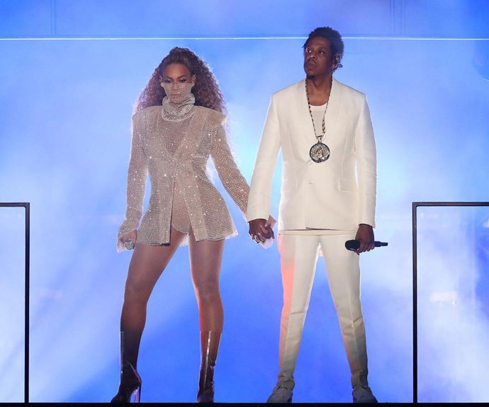 An Item From Beyoncé's On The Run II Tour Wardrobe Is Available To Purchase Online