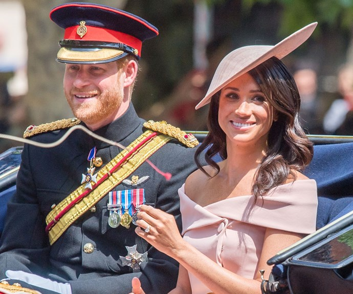 Prince Harry And Meghan Markle Announce The Locations Of Their First Royal Tour As Husband And Wife