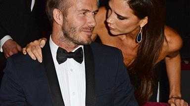 Victoria And David Beckham On A PDA Display Amidst Divorce Rumours
