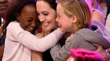 Angelina Jolie Is Reportedly At Risk Of Losing Physical Custody Of Her Children