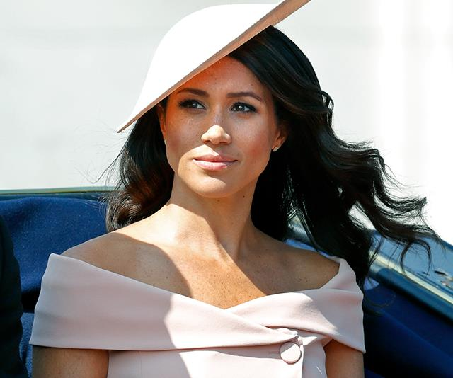 Meghan Markle Princess Diana Fashion