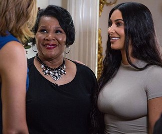 Kim Kardashian Meets Alice Johnson For The First Time Since Advocating For Her Prison Release
