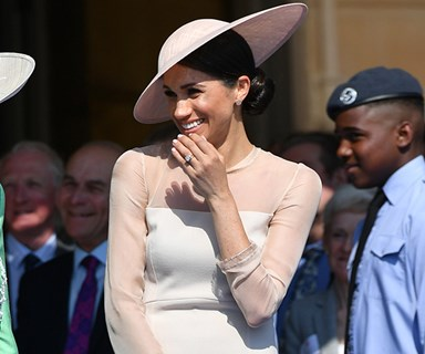 Why Meghan Markle Stopped Wearing Colours After She Got Married