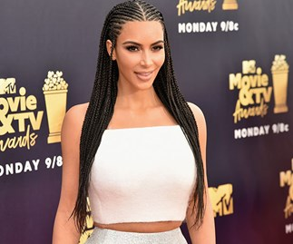 Kim Kardashian Braids MTV Movie Awards Backlash
